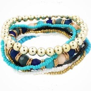 Jewelry - Boho 7 Layer Bracelet
